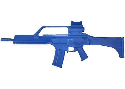 BLUE GUNS Langwaffen