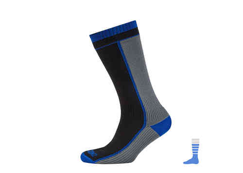 Sealskinz Mid Weight Mid Length Socke