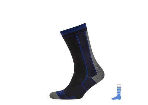 Sealskinz Thin Mid Length Socke