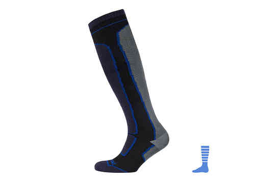 Sealskinz Mid Weight Knee Length Socke