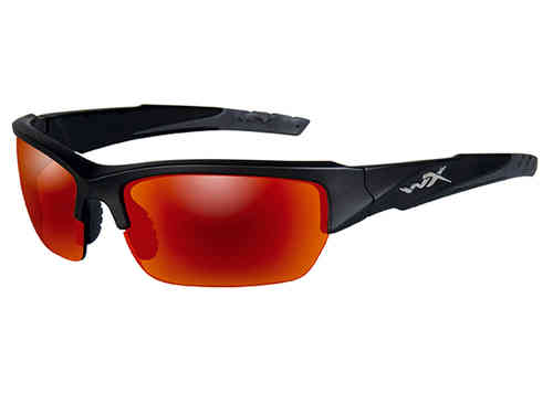 Wiley X WX Valor Polarized-Crimson