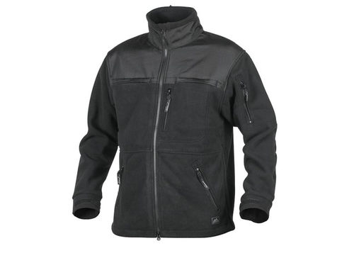 Helikon-Tex DEFENDER QSA™ + HID™ Jacket - Fleece - Black