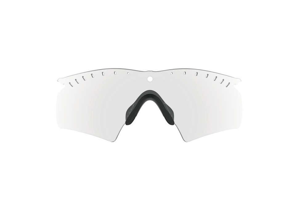 OAKLEY SI Ballistic M Frame Hybrid / Vented Clear Ersatzlinse (100 ...
