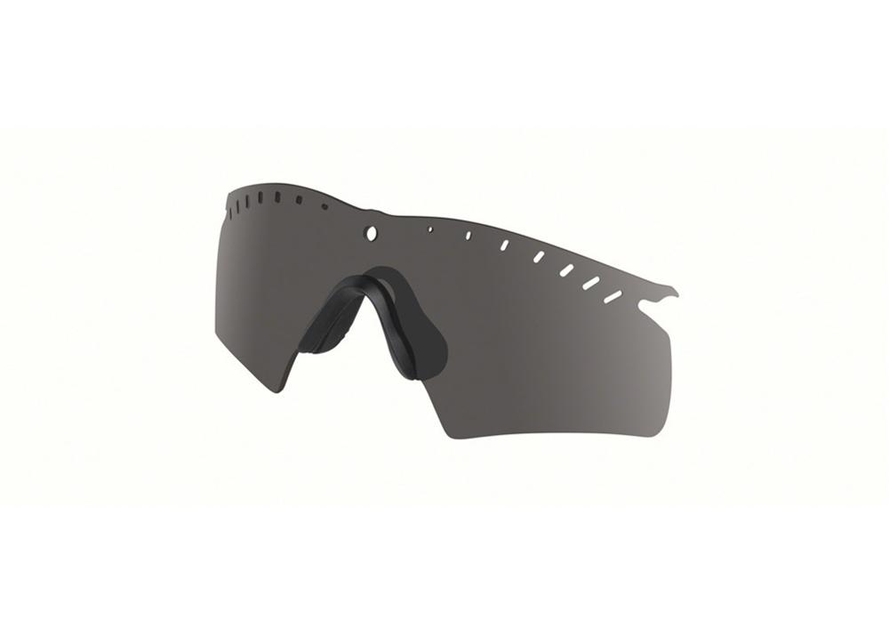 OAKLEY SI Ballistic M Frame Hybrid / Vented Grey Ersatzlinse (100 ...