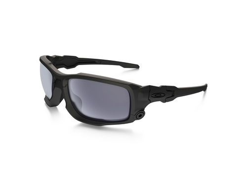 OAKLEY SI Ballistic Shocktube Matte Black / Grey (OO9329-01)
