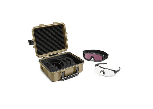 OAKLEY SI Ballistic M-Frame ALPHA Operator Kit- Strong Box (OO9296-01)