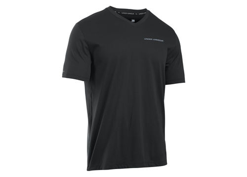 Under Armour Charged Cotton V-Neck T-Shirt