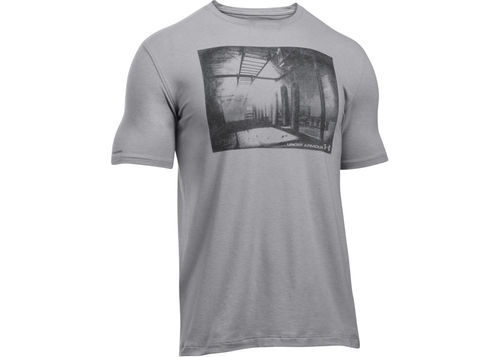 "Under Armour® Herren T-Shirt ""Photoreal Gym"" HeatGear®"
