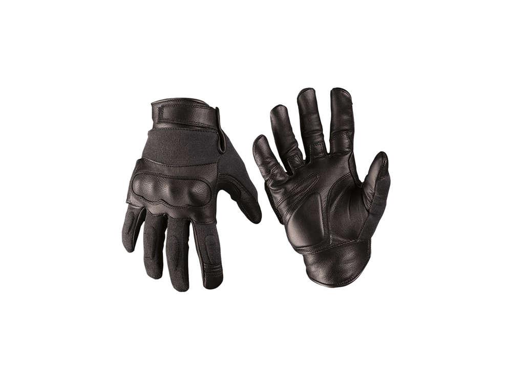 Handschuhe Handschuhe aus schnittfesten Aramid Kevlar mit Wildleder Innenfläche