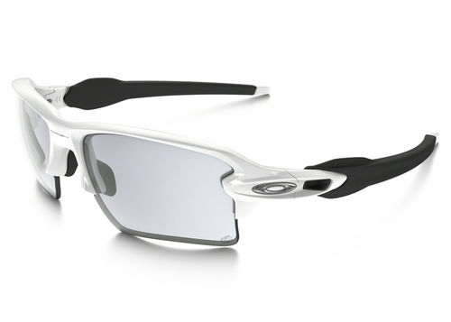 OAKLEY Flak 2.0 XL Polished White / Photochromic (OO9188-51)