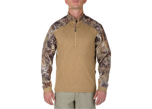 5.11 RAPID HALF ZIP KRYPTEK (72444)