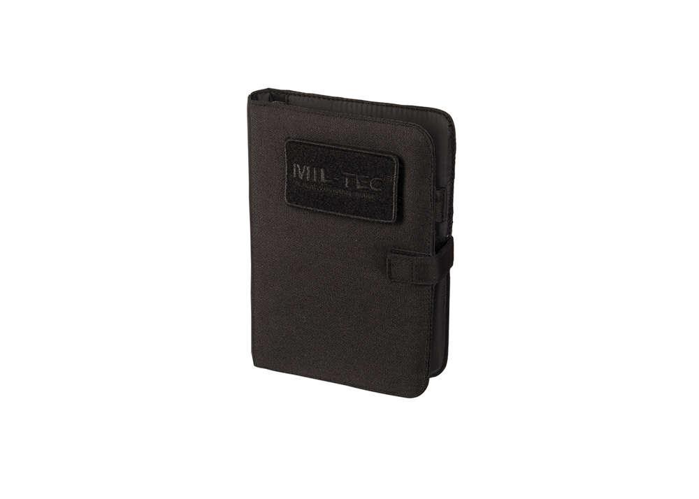Kleidung & Accessoires Mil-tec Tactical Notebook Small Schwarz Notizbuch