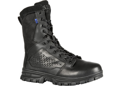 "5.11 EVO BOOTS 8"" INSULATED W. SIDE ZIP (12348)"