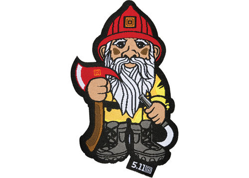 5.11 FIREFIGHTER GNOME PATCH (81066)