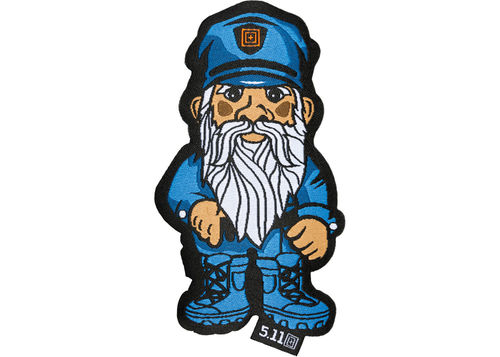 5.11 POLICE GNOME PATCH (81067)