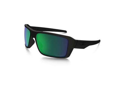 Oakley SI DOUBLE EDGE MATTE BLACK / PRIZM MARITIME POLARIZED (OO9380-0966)