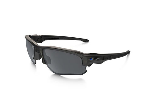 Oakley SI SPEED JACKET THIN BLUE LINE BLUE BLACK / BLACK IRIDIUM (OO9228-10)