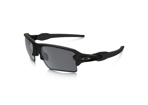 Oakley SI FLAK 2.0 XL THIN RED LINE SATIN BLACK