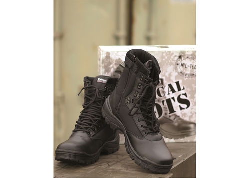 Tactical Boot Sidezip (12822102)