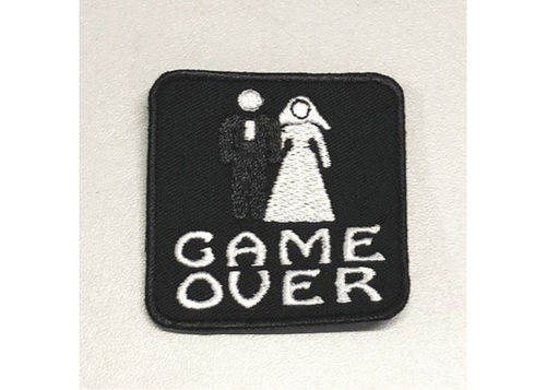 "Patch ""Game Over"""