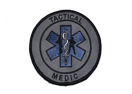 Tactical Medic Patch