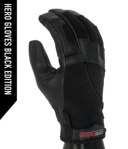 Camping & Outdoor Handschuhe aus schnittfesten Aramid Kevlar mit Wildleder Innenfläche