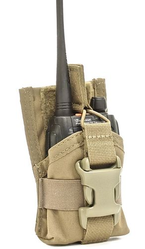 FROG.PRO SMRP Small Radio Pouch