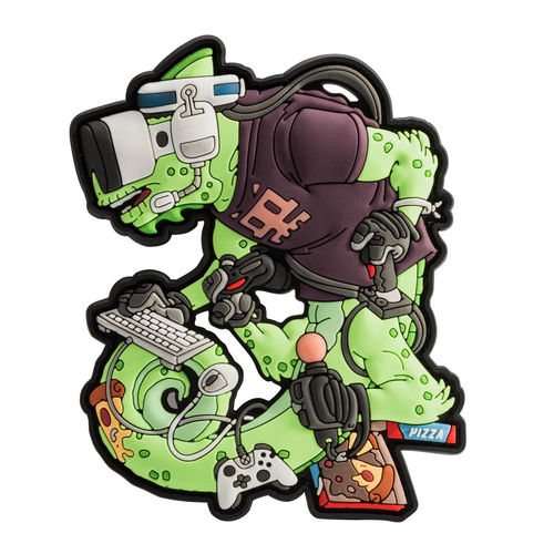 HELIKON-TEX Chameleon Gamer Operator Patch