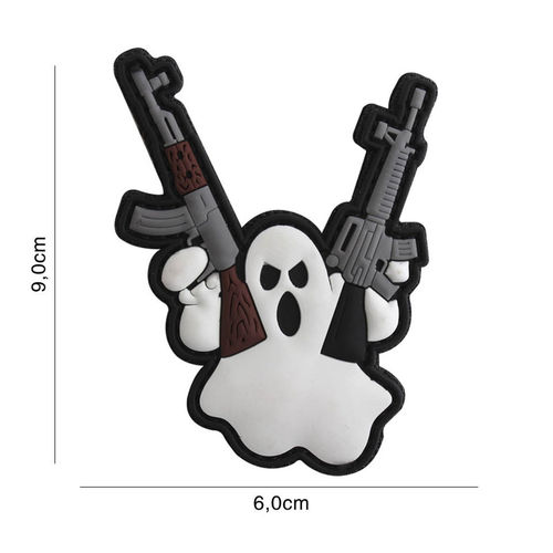 Terror Ghost Patch 3D