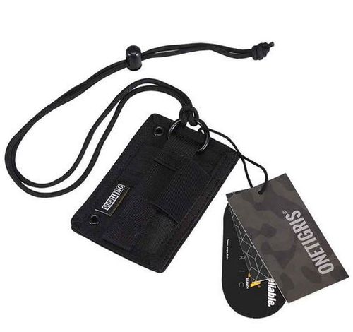 OneTigris Tactical MOLLE ID Card Holder