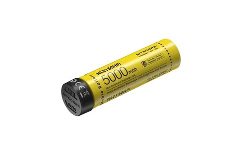 Nitecore Intelligent Battery System NL2150HPi - Set 2