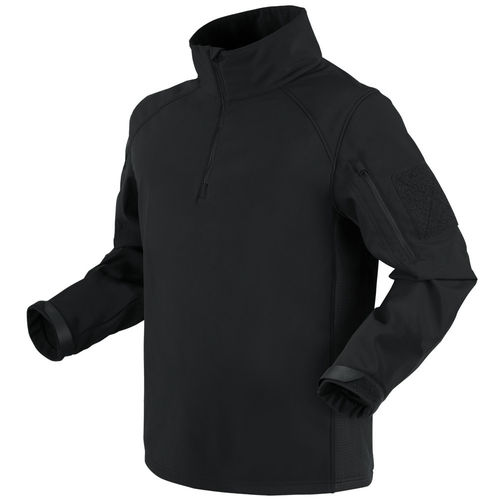 Condor PATROL QUARTER-ZIP SOFT SHELL