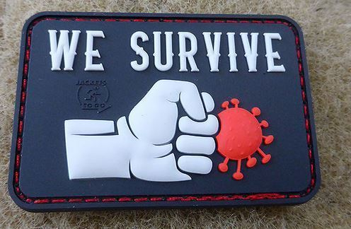 JTG WE SURVIVE PUNCH THE VIRUS Patch