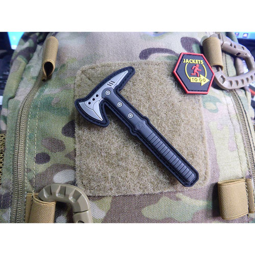 JTG Tactical Tomahawk 3D Rubber Patch