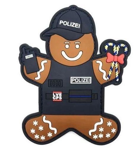 polizeimemesshop Polizei Anzeige Rubber Patch